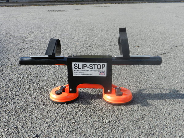"SLIP-STOP Type ""S"" (for use with Awning Rails)"